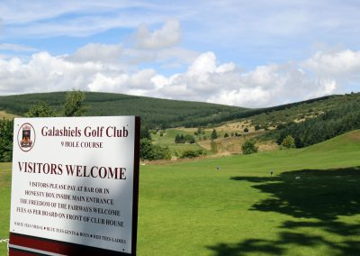 Welcome to Galashiels Golf Club